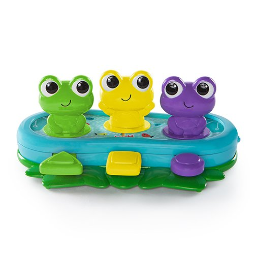 Bright Starts – Bop & Giggle Frogs