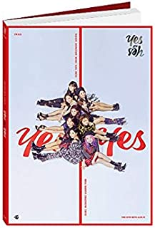 JYP Entertainment Twice - YES o r YES [C ver.] (6th Mini Album) CD+Photocards+YES o r YES Card+Folded Poster+Pre-Order Benefit+Extra Photocards Set