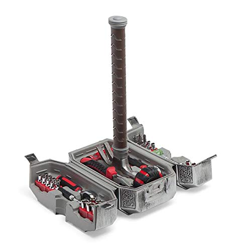 Marvel Thor Hammer Tool SetquotOfficially Licensedquot