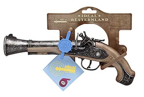 Schrödel 5031691 'Blunderbuss Pirate' Cap Gun Pistol Toy, One Siz