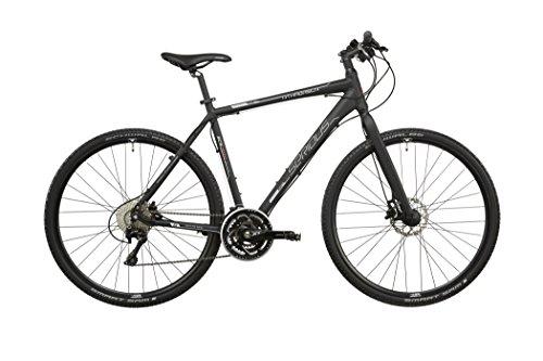 Serious Athabasca - Bicicletas híbridas Hombre - negro Tamaño del cuadro 60 cm 2016