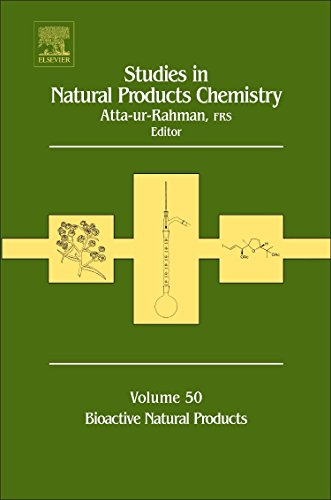Studies in Natural Products Chemistry: Bioactive Natural Products (Part XIII): Volume 50