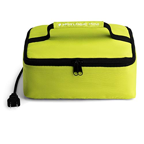 Hot Logic Food Warming Tote, Lunch, Green