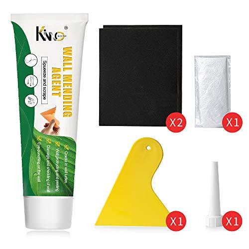 Wandreparaturmittel-Kit, Trockenbau-Patch, einfache Lösungen zum Füllen von Löchern und Rissen, Trockenwand-Reparaturcreme 250 g