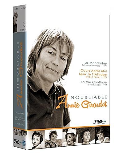 Inoubliable Annie Girardot : La Mandarine + Cours après Moi Que Je t'attrape + La Vie Continue
