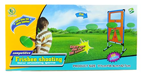 Toyland® Frisbee Disc Shooting Score Game - Buitenspellen - Giant Frisbee Games - Target Games