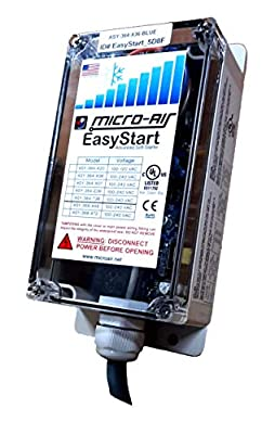 [New BLUETOOTH Model] Microair Easystart 364 Bluetooth + Free Install kit - RV Air Conditioner Soft Start Microair Easy Start 364