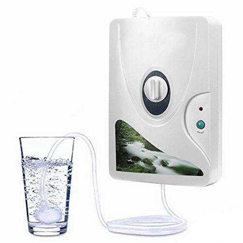 Ajusen Ozone Purifier Portable Stérilisateur Purificateur d'air pour la maison Fruit Légumes Purification Ozonateur Cleaner stérilisateur de l'eau