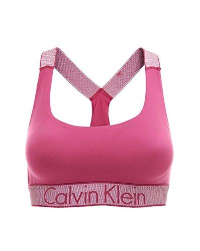 Calvin Klein Underwear Damen Sport-BH/Bustier Bordeaux (75) M
