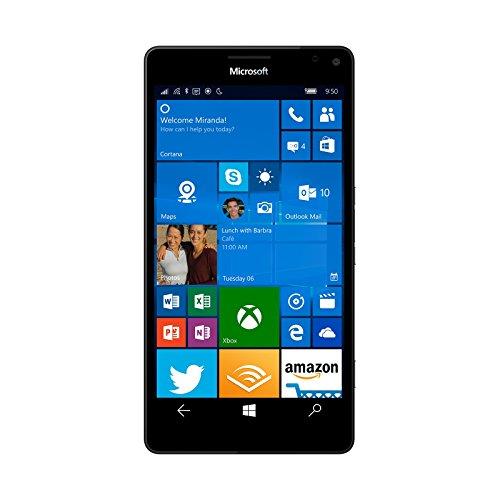 Microsoft Lumia 950 13,2 cm (5.2') 3 GB 32 GB SIM única 4G Blanco 3000 mAh - Smartphone (13,2 cm (5.2'), 3 GB, 32 GB, 20 MP, Windows 10, Blanco)
