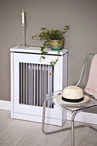TOP KIT | Cubre radiador Cristian 3060-60 x 84 x 18 | Blanco