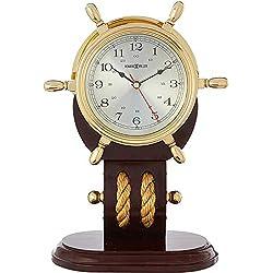 Howard Miller 613-467 Britannia Weather & Maritime Table Clock