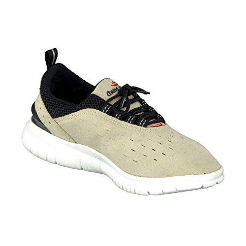 Chung Shi Duflex Trainer Unisex-Erwachsene Sneaker, Beige (Beige 8800020), 44/45 EU