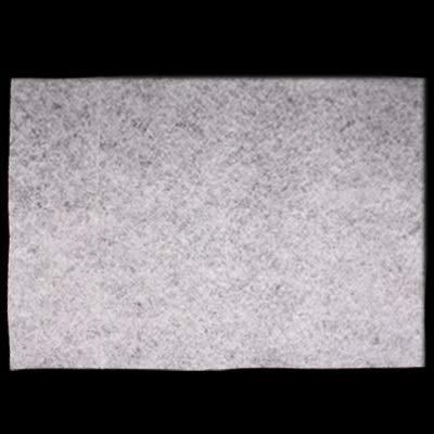 Utensilios de Cocina MMGZ 45 x 60 cm Aire de la Cocina Filtro de Aire del Ventilador del Humo de Aceite Filtro de Polvo con la Magia de la Cinta (Blanco)