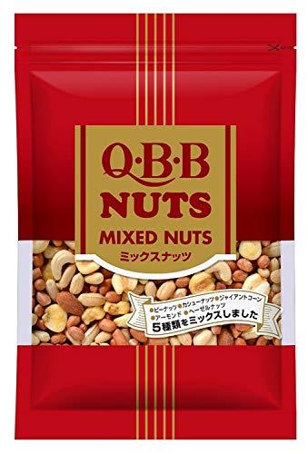 QBB ミックスナッツ500g(ジッパー付き)