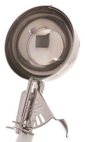 Browne (HL1266) 5 oz Stainless Steel Deluxe One-Piece Disher