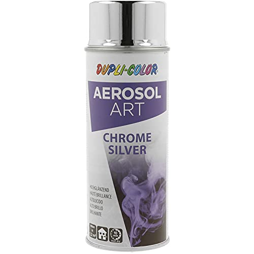 DUPLI-COLOR 722707 AEROSOL ART CHROME silber 400 ml