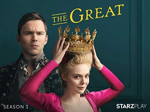 41Gmza4Qk3L. SL500  - Une saison 2 pour The Great, le règne de Catherine se poursuit sur Hulu
