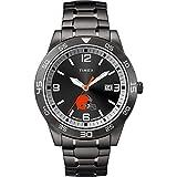 Timex Men's TWZFBRWMM NFL Acclaim Cleveland Browns Watch
