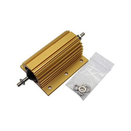 HS300 22R F Resistor: wire-wound with heatsink screw 22Ω 300W ±1% ARCOL