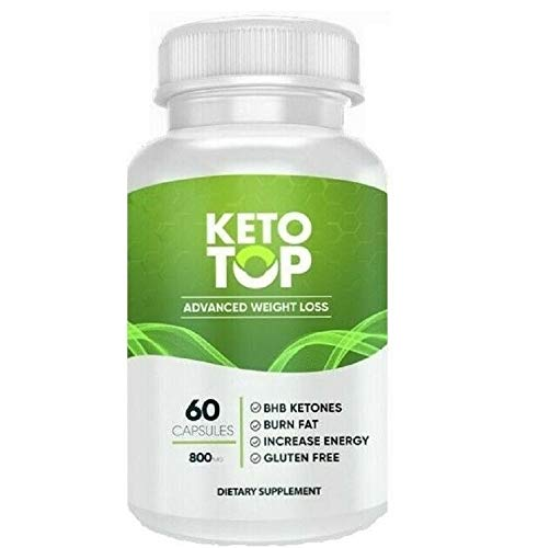KETO TOP (60 Capsules) New Weight Loss Formula - Supplement Paradise