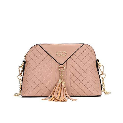 E2O Women's Sling Bag (Pink)