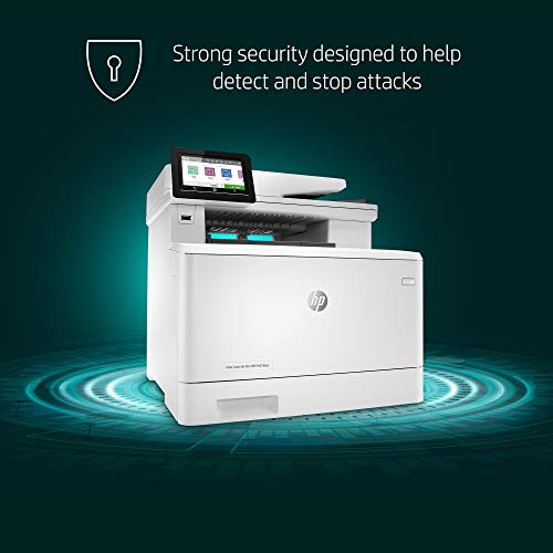 HP Color LaserJet Pro Multifunction M479fdn Laser Printer with One-Year, Next-Business Day, Onsite Warranty, Works with Alexa (W1A79A) – Built-in Ethernet Photo #2