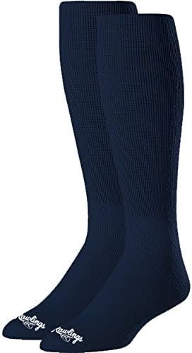 Rawlings Baseball Socks 2 Pair Navy Blue Large product image