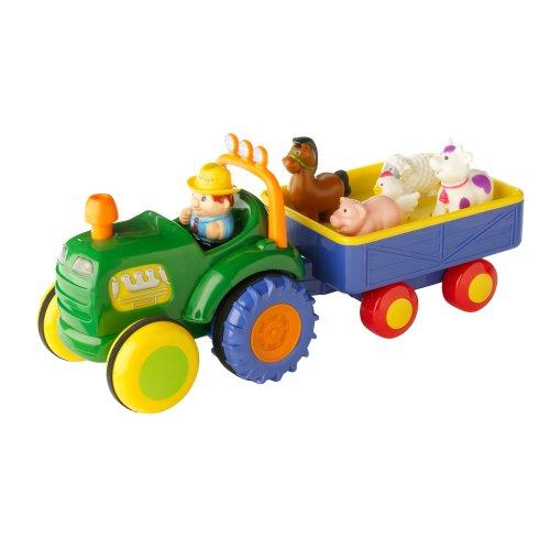 Hamleys–Traktor und Tiere, Bauernhof, Spielzeug mit Musik