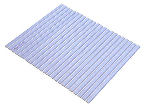 ミエ産業 風呂ふた 軽量 700×1015mm ブルー リーフネオ M10