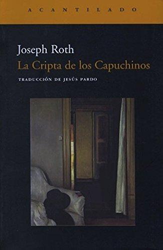La Cripta de los Capuchinos (Narrativa del Acantilado)