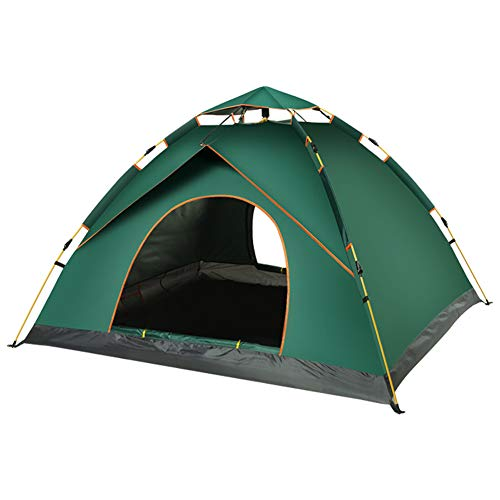Vagasi Tienda de campamento portátil automática desplegable impermeable con protección UV para senderismo al aire libre