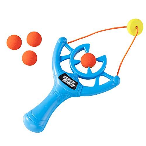 Kaiser(カイザー) スリング ショット KW-665 安全 パチンコ スポンジ ボール おもちゃ ブルー