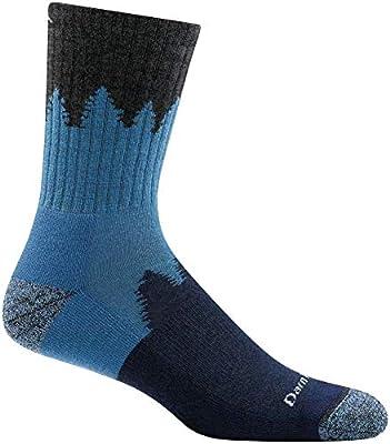 DARN TOUGH (Style 1974) Men's Number 2 Hike/Trek Sock - Charcoal, Medium