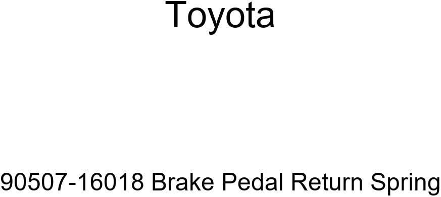 Ranking TOP12 TOYOTA Genuine 90507-16018 Brake Spring Return Sale special price Pedal