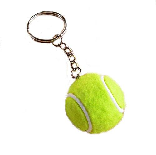 Familienkalender Tennisball Schlüsselanhänger Tennis 3,5cm | Tennisspieler | Sport | Ballsport | Geschenk |