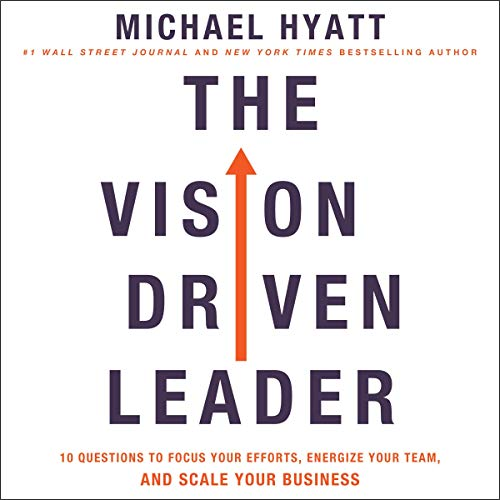 The Vision-Driven Leader cover art