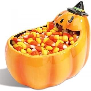 Pumpkin Mouth Candy Bowl - 5 1/2