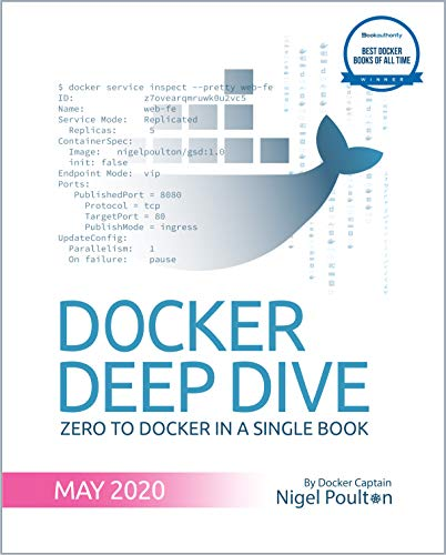Docker Deep Dive: Zero to Docker in a single book (English Edition)