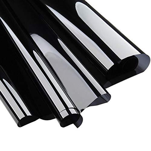 StickersLab - StickersLab - Pellicola omologata ABG oscuramento Vetri Auto serie Black Shade (30%, 76 cm x 3 metri)