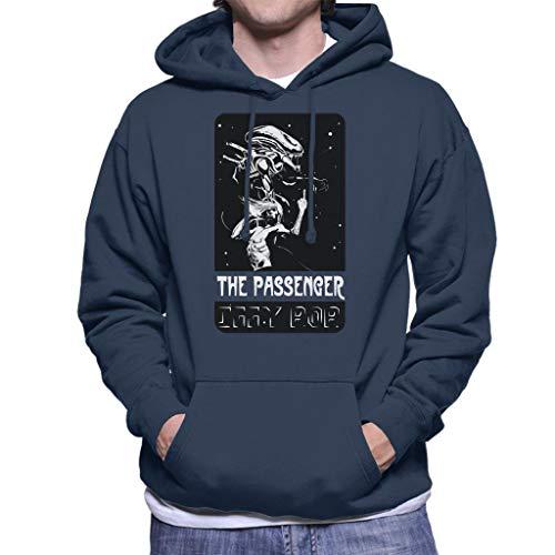 The Passenger Alien Iggy Pop Sweatshirt met capuchon voor heren