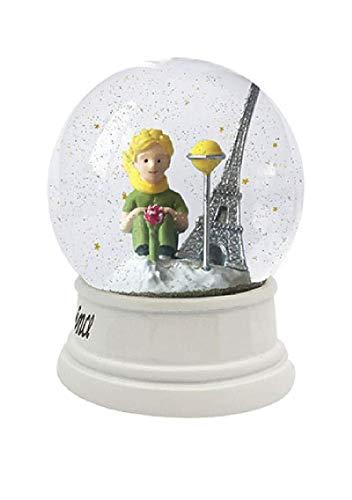 Kiub Schneekugel Paris Eiffelturm Der kleine Prinz in Paris