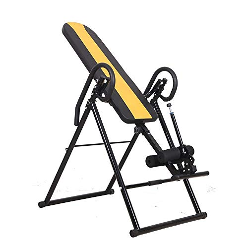 For Sale! ChenyanAwesom Inversion Table Gravity Inversion Table Foldable Back Neck Pain Exercise The...
