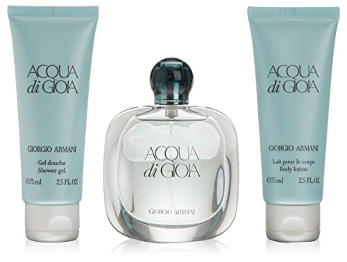 Giorgio Armani Acqua Di Gioia for Women 3 Pc Gift Set
