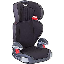 Group 2/3 car seat - suitable from 4 to approx. 12 years (15-36 kg ) Height-adjustable headrest Height-adjustable armrests Retractable cupholders Open-loop belt guides to help ensure proper seat belt positioning Machine-washable seat pad