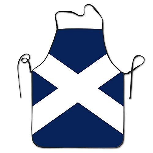 N\A Bandera de Tenerife, Unisex, Cocina, Barbacoa, Cocinero, Chef, Delantal, Cocina, Profesional, Adultos, Baberos, Regalos, Delantales de Barbacoa