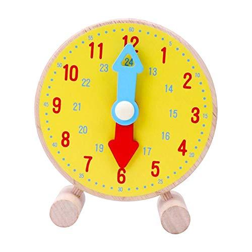 yotijar Niños Enseñando El Reloj Aprendiendo a Decir La Hora Educativo con