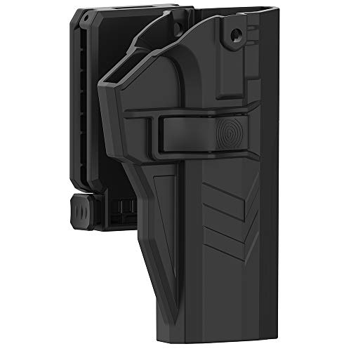 PISOLHO OWB CZ Holster Fits CZ 75 SP-01 Shadow, Tactical...