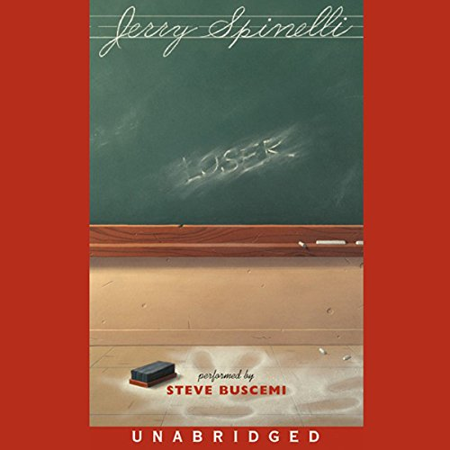 Loser audiobook cover art