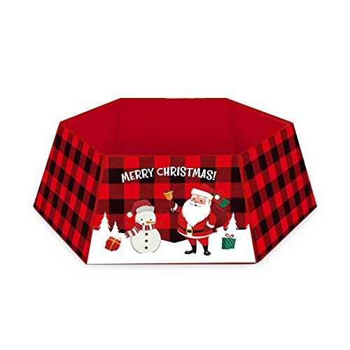 ZXCFTG - Collare per albero di Natale, per albero di Natale, ideale come decorazione per albero di Natale